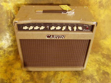 Carvin Nomad 112 Amplifier w/ Cover
