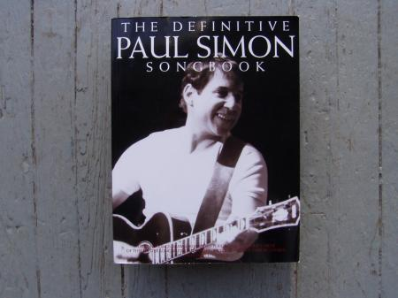 The Definitive Paul Simon Songbook