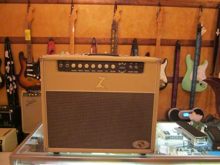 2008 Dr. Z Maz Jr. Amplifier in Viintage White