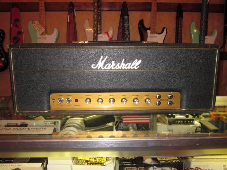 Marshall 1987X Amplifier